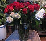 生産者直送のバラの専門店